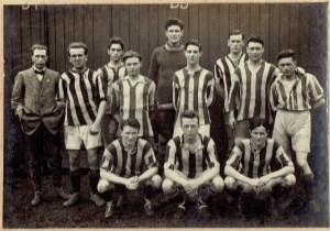 Diss Town FC c1920s 001