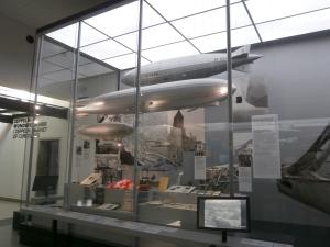 In the Zeppelin Museum.